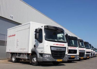 Aebi Schmidt Vrachtwagens
