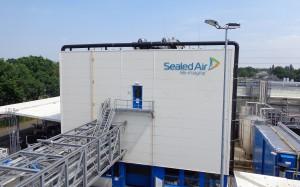Voor Diversey hebben wij de huisstijl en naam veranderd in Sealed Air